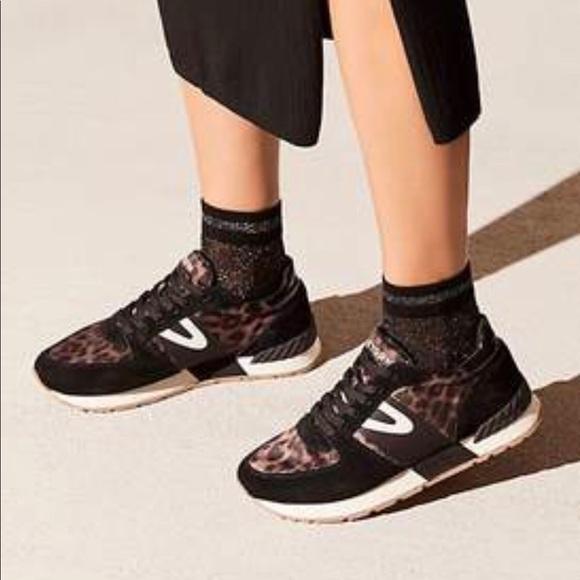 Tretorn Shoes | Tretorn Loyola Leopard